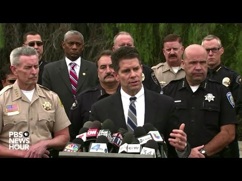 San Bernardino presser: investigation into shooting as 'act