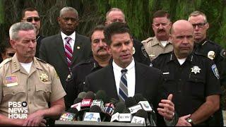 San Bernardino presser: investigation into shooting as 'act of terrorism'