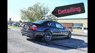 Detailing BMW M3 E46