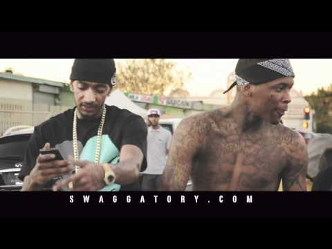 "Behind The Scenes of YG ft Meek Mill ""I'm A Thug"" Video"