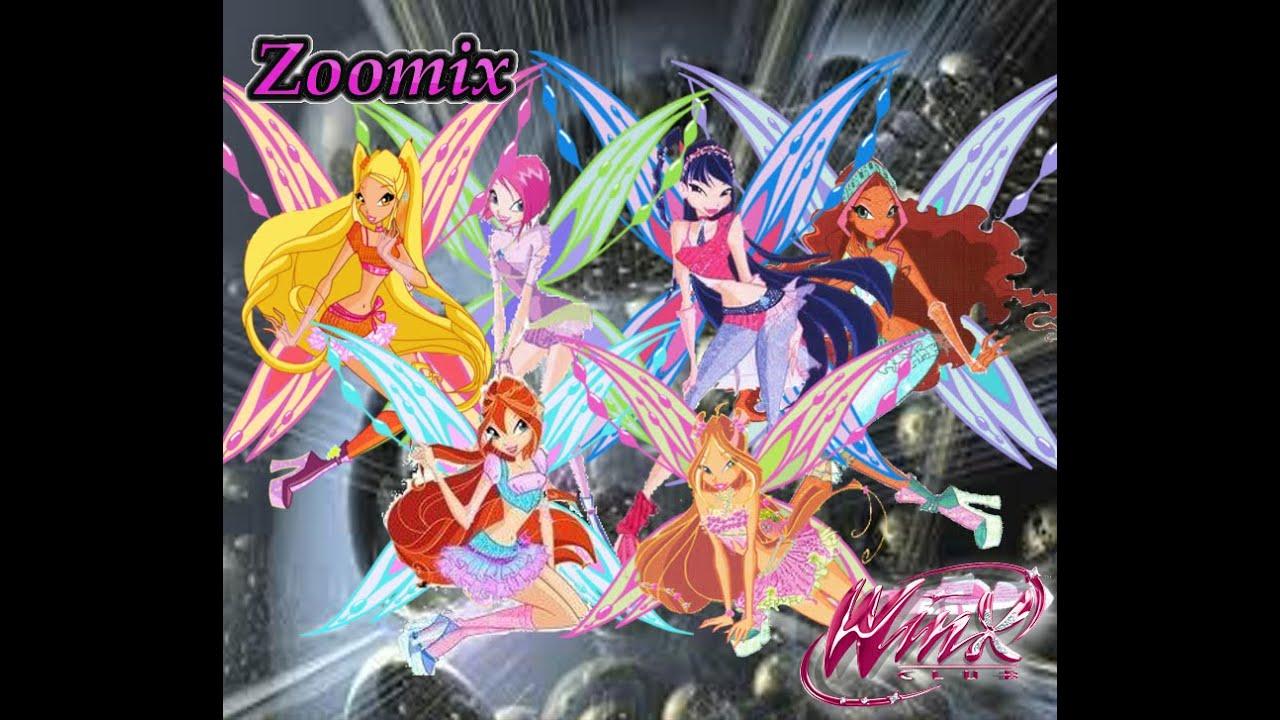 Winx Club Speedix Zoomix Tracix Winx Club 4: Zoomix D&...