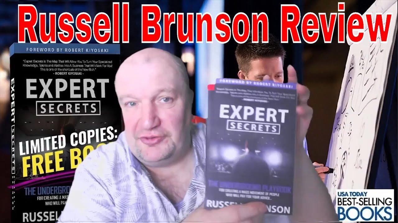 Russell Brunsons Expert Secrets Review