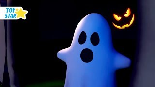 New 3D Cartoon For Kids ¦ Dolly And Friends ¦ Halloween Real Ghosts #43