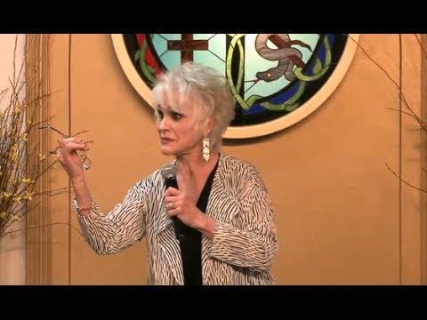 Dr. LaDonna C. Osborn - God's Big Picture Pt 1 HD 720p