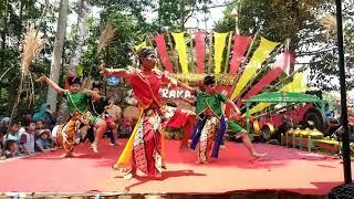FESTIVAL RAKANAN GIYANTI 2019-TARI TOPENG MASAL SONTOLOYO