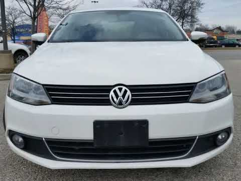 2012 Volkswagen Jetta HIGHLINE (Waterloo, Ontario)