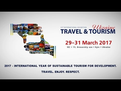 UITT'2017 - The Ukraine International Travel & Tourism Show
