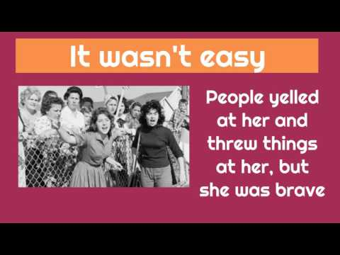 Ruby Bridges Biography | Classroom Video for Kids