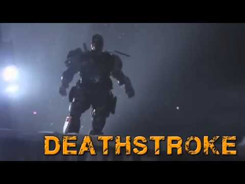 Deadpool vs destroke rap