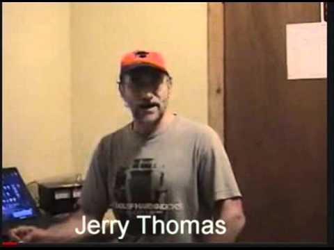 Free Energy Interview- Guest Jerry Thomas Part 1 Of 4