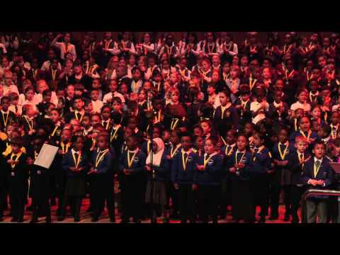Lambeth Music Festival 2015 - Day 1 - Infant Singing Concert
