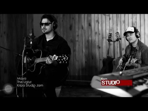 Maya - The Uglyz - Kripa Studio Jam