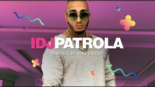 VUK MOB FEAT. MILI - 12 SATI | IDJPATROLA powered by KOKS energy | 17.01.2019 | IDJTV