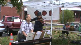 Gavotte in the last day of 2011 Hartford NEFM