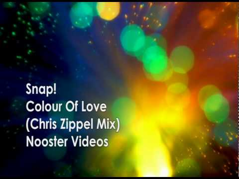 Snap! - Colour Of Love ( Chris Zippel Remix ) HQ