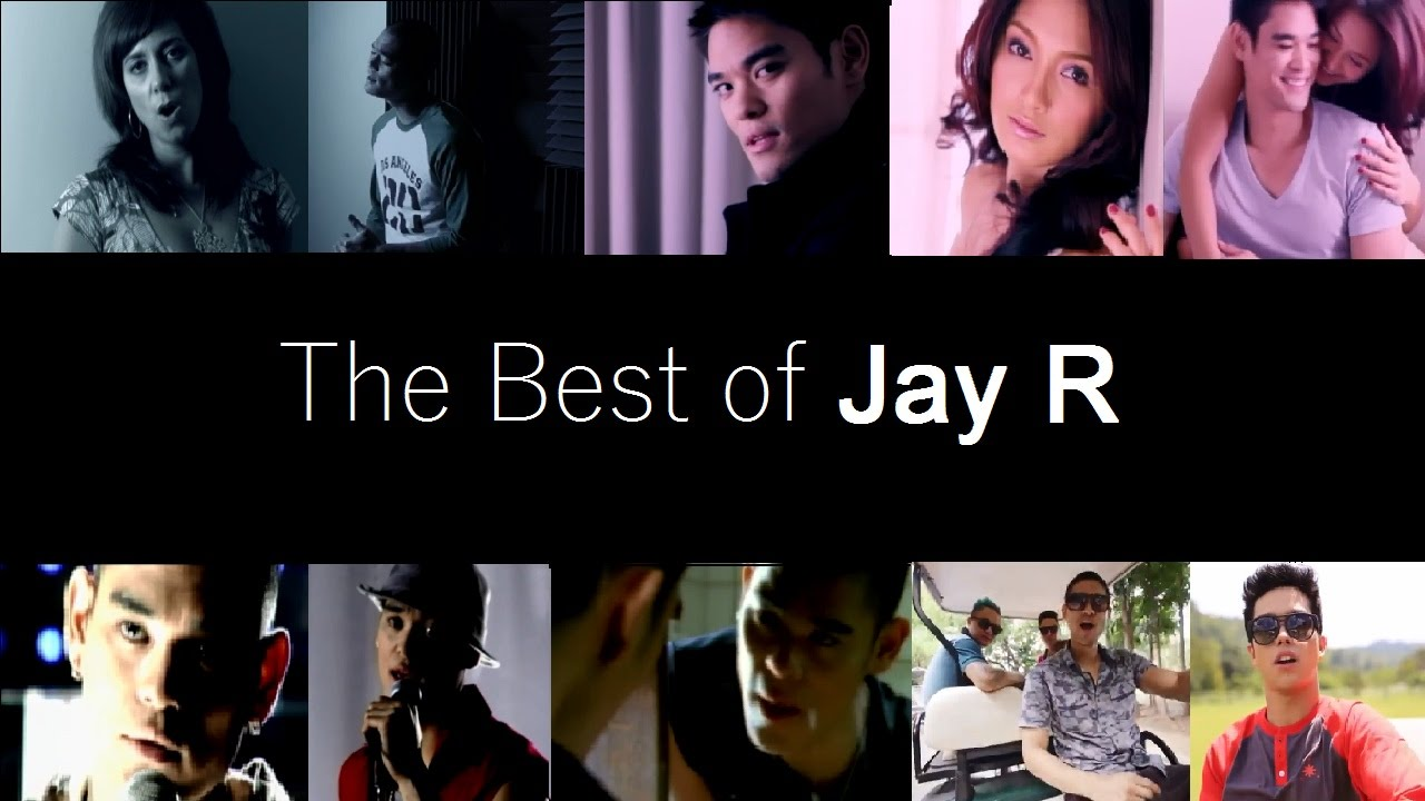 the best of jay r music video collection
