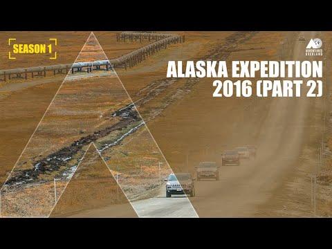 Alaska - The Dead Horse Drive 2016 - Part 2