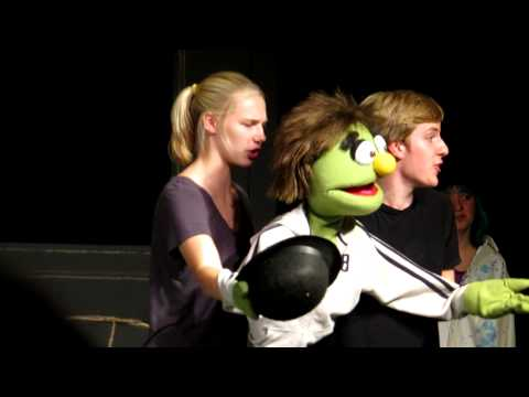 If I Could Go Back to College. Avenue Q. Tandem Friends School. Oct. 2012.