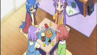 Lucky Star episode 14 part 2 english dub