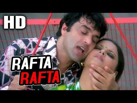 Rafta Rafta (Original Version)|Kishore Kumar, Rekha | Kahani Kismat Ki 1973 Songs| Dharmendra, Rekha