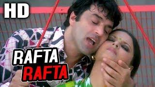 Rafta Rafta Dekho Aankh Meri Ladi Hai (Original Version) Kishore Kumar, Rekha  Kahani Kismat Ki Song