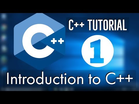 C++ Tutorial for Beginners 1 - Introduction to C++  |  Installing CodeBlocks on Windows 10 thumbnail