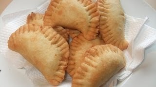 Sri Lankan Fish Pasties (deep Fried Fish Pasties)