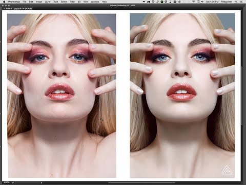 RetouchPRO LIVE - Beauty Retouching Critique
