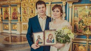 Венчание в церкви лучшее слайд шоу из фото HD 2016