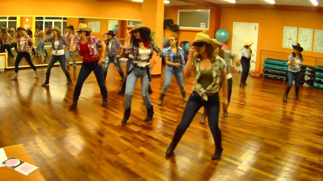 Brooks and dunn boot scootin boogie dance