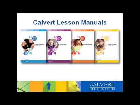 Calvert Academy Curriculum Overview