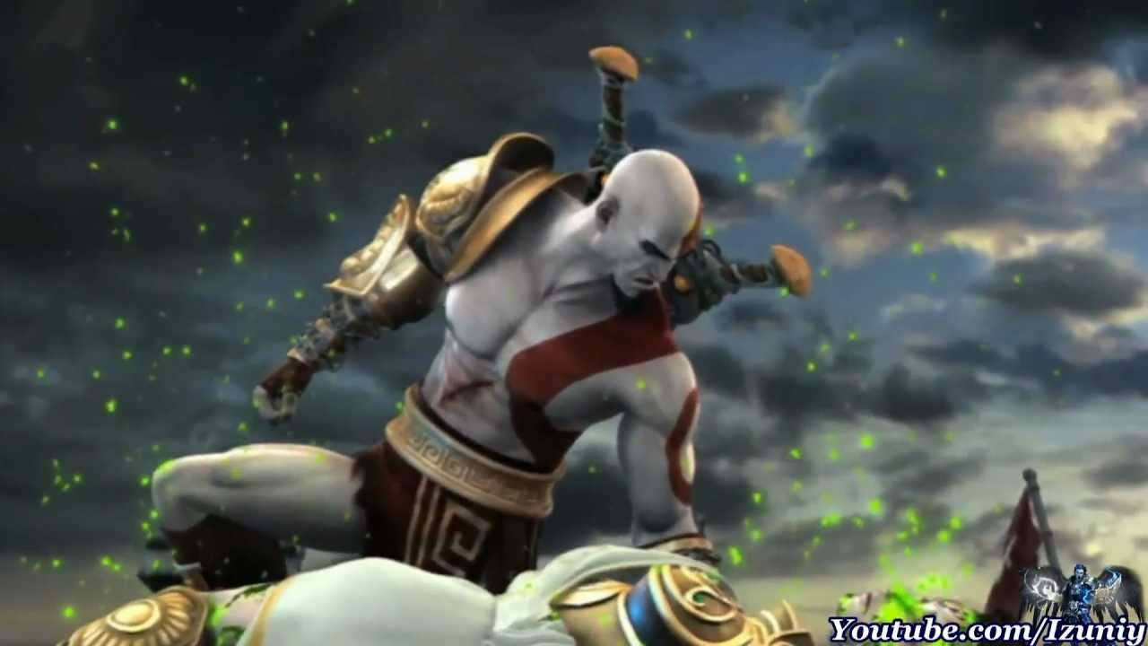 God Of War 1 2 Kratos Zeus Story Of Son And Father