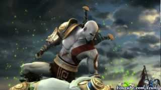 God of War 1 & 2  Kratos & Zeus - Story of Son and Father