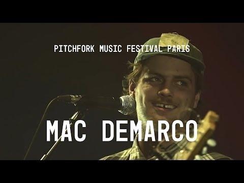 Mac DeMarco | FULL SET | Pitchfork Music Festival Paris 2013 | PitchforkTV