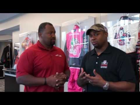 Chalk Talks Interview with Renaldo Wynn and Troy Vincent
