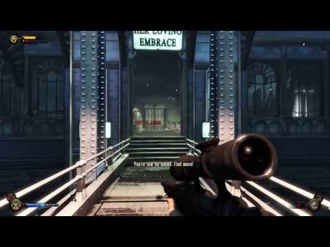Bioshock Infinite - Avoid Combat Trick!