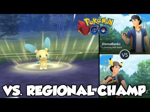 PURPLEKYOGRE VS. JIMMABANKS (REGIONAL CHAMPION)! Pokemon GO PvP Ferocious Cup Great League Matches