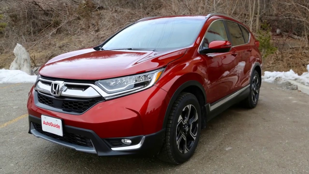 2018 Honda CR-V Exterior Color Options