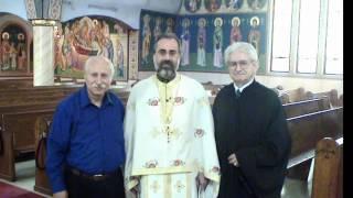 2004  St Spyridon Hellenic Orthodox Church ,EMINENCE METROPOLITAN IAKOVOS  Rev. Father  Stavropoulos