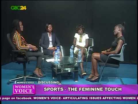 SPORTS-THE FEMININE TOUCH-BY REBEKAH AWUAH