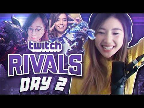 TWITCH RIVALS DAY 2 QUARTER FINALS | XCHOCOBARS LEAGUE OF LEGENDS thumbnail