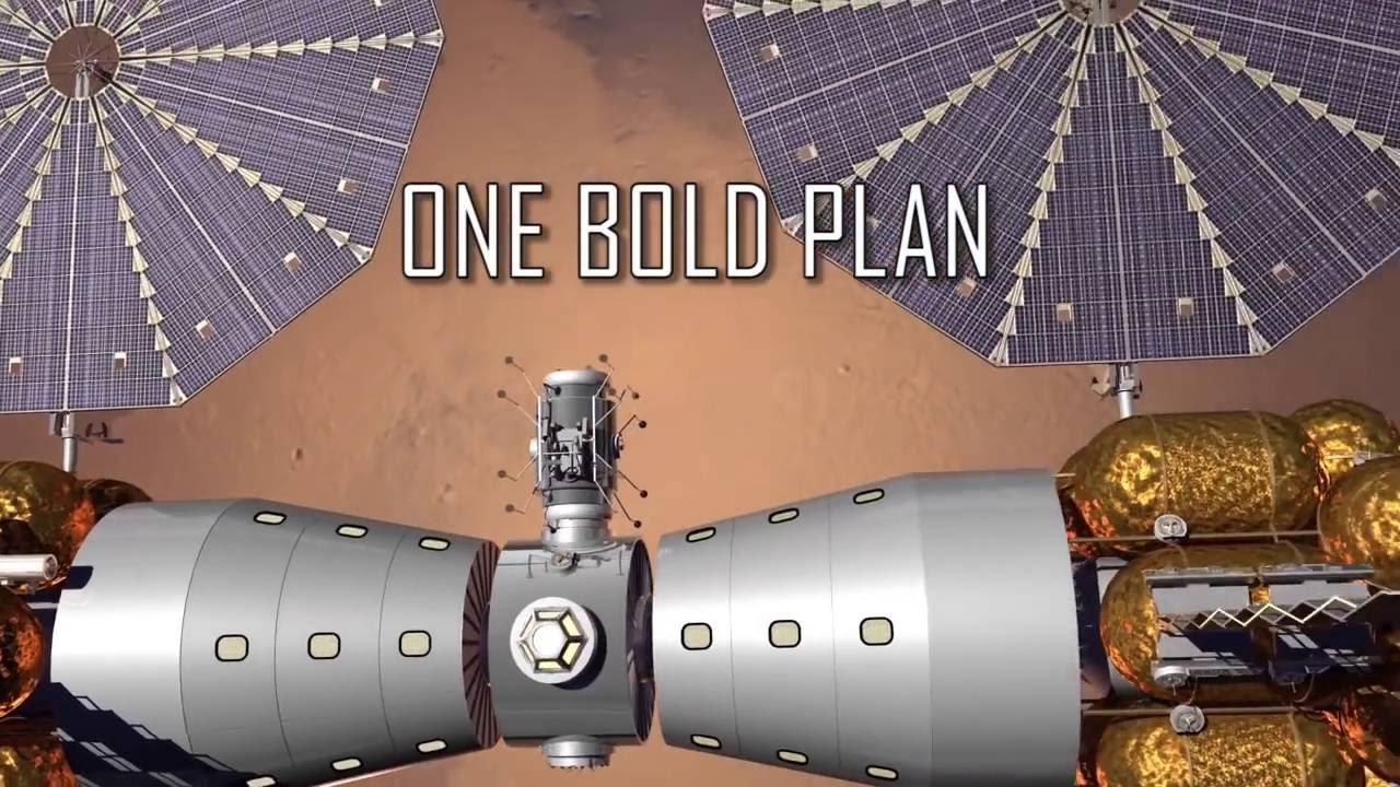 Mars Base Camp - YouTube