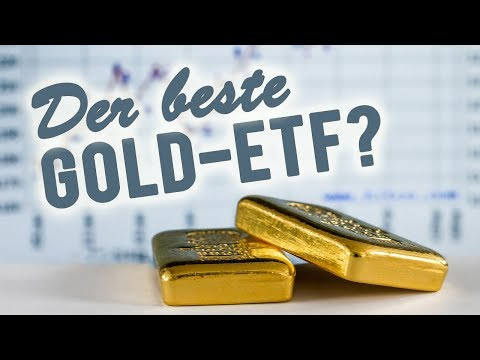 Der beste Gold-ETF? - YouTube