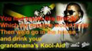 Ghetto Girl - Mann ft. Sean Kingston (w/lyrics)