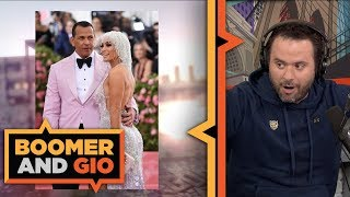 J.Lo and A-Rod KILL IT At Met Gala | Boomer & Gio