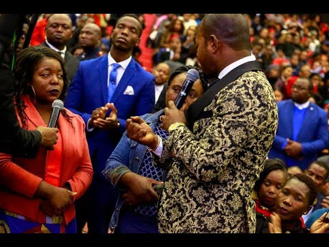 AMAZING: Pastor Alph LUKAU goes to Malawi in spirit to rescue 2 sisters - Accurate Prophecy