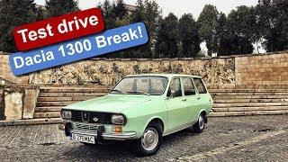 Test Dacia 1300 Break || MotorVlogTV