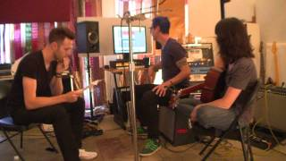 Studio Session - Janeen Leah & Harley Jay - Recording