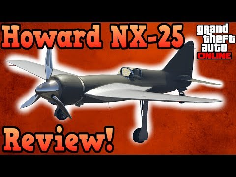 GTA Online guides - Howard NX-25 review!