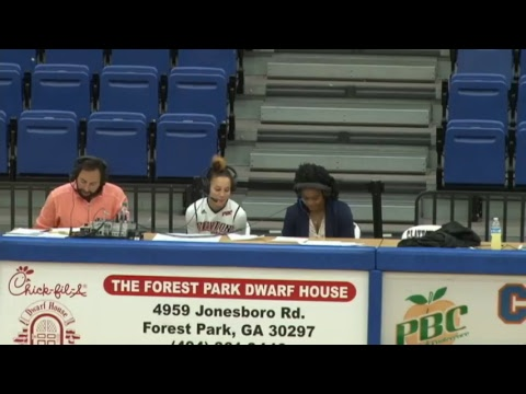 WBB - Shorter University at Clayton State - November 27, 2017 - Post-Game Interview
